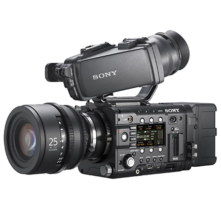 Sony PWM-F5 CineAlta
