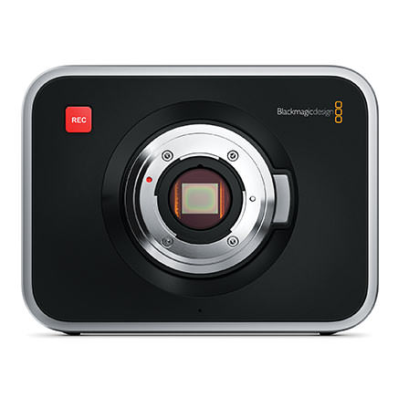 Blackmagic Design Cinema Camera 2.5K