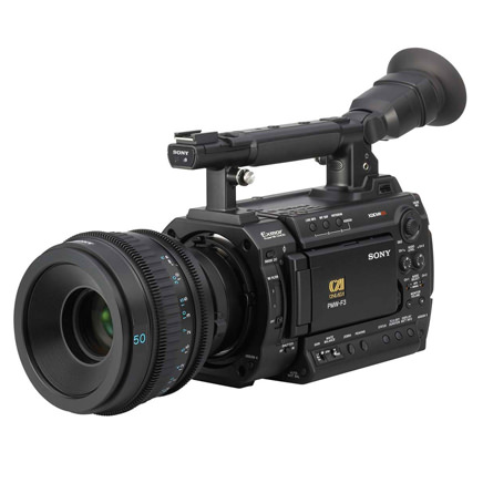 Sony PWM-F3 CineAlta